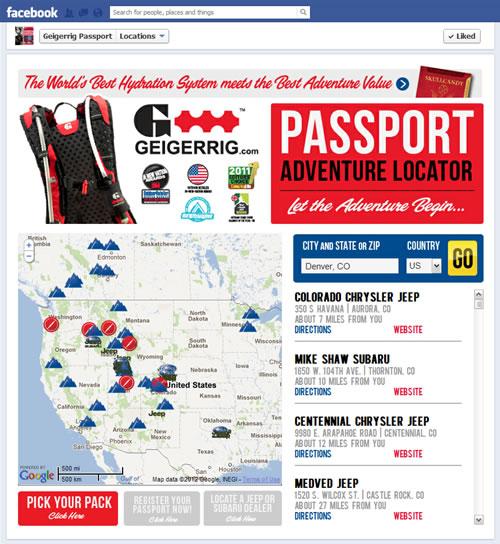 Facebook App Store Finder Locator Software Storelocatorsoftware